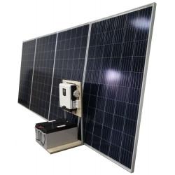 """Солнечная станция """"Гибрид 3 кВт"""""""