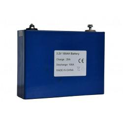 Аккумулятор литиевый LiFePO4 3.2В 100Ач