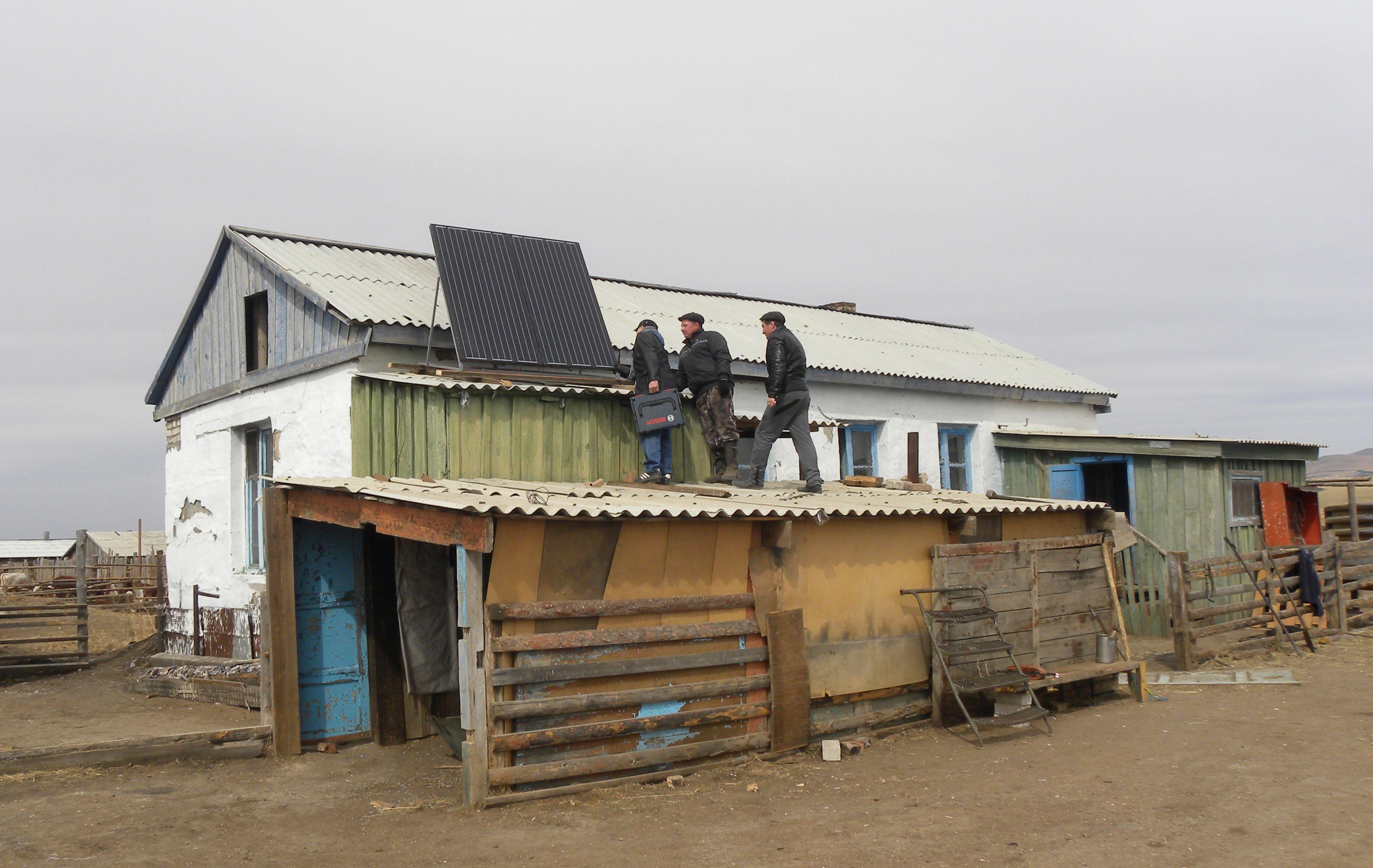 c. Хада-Булак автономная станция